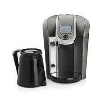 KEURIG 2.0 MINT CONDITION w/ carafe
