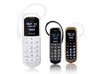 BRAND NEW LONG CZ J8 BEAT THE BOSS SMALLEST PHONE TINY PHONE PLASTIC PHONE UNLOCKED
