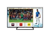 "panasonic 42"" HD smart TV"