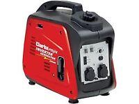 Clarke ig2000 2kw inverter Generator
