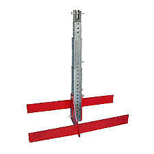 Model TS2760 The Jack House Aircraft Tail Stand / Weight