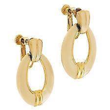 Napier Clip Earrings