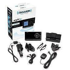SiriusXM Onyx EZ Satellite Radio Receiver with PowerConnect Vehicle Kit