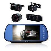 Bluetooth Backup Camera