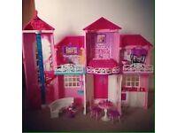 Barbie Malibu Dream House