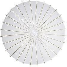 White parasol for weddding Downtown-West End Greater Vancouver Area image 1