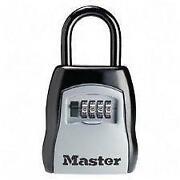 Master Lock Key Storage