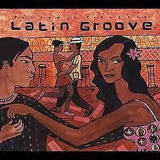 """CD """"Latin Groove"""" de Putumayo Saguenay Saguenay-Lac-Saint-Jean image 1"""