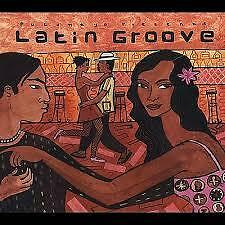 "CD ""Latin Groove"" de Putumayo"