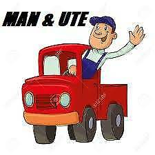 MAN AND UTE SERVICE
