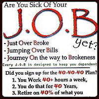 Are You Sick Of Your Job!!
