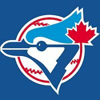 AUG 31 Jays tickets front row field level