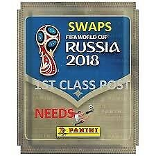 World Cup Panini Stickers - Swaps - 1st class post - UPDATED 10/07/2018 23:00 **LONG LIST OF SWAPS**
