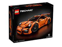 lego technic Porsche 911 gt3rs