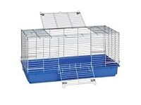 Selling rabbit cage with hideaway