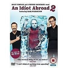 Hilarious comedy starring Karl Pilkington and Ricky Gervais The whole 1st series Thanks for looking