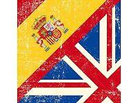 Language exchange (English for Spanish)