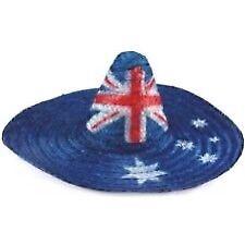 Australian flag Aussie sombrero Mexican hat costume Melbourne CBD Melbourne City Preview