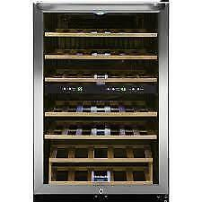 Frigidaire 38-Bottle Freestanding Dual Temperature Zone Wine Cooler (FFWC38C2QS). New With Warranty. $149.00 NO TAX.