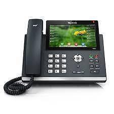 28 X Yealink T48G's VoIP Phones