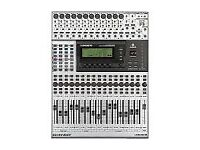 Behringer DDX3216 Automated Digital Mixing Console - MINT!
