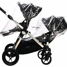 2 x Baby jogger city select wind and  rain weather covers Glen Iris Boroondara Area Preview