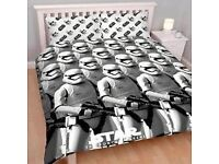 Star Wars double duvet cover and cases