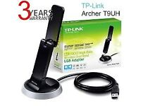 TP-LINK Archer T9UH USB Wireless Adapter - AC 1900, Dual-band