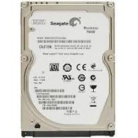 500 Gb Seagate hard drive for laptop