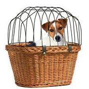 Hundefahrradkorb