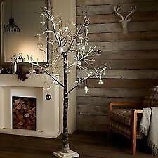 2 x Twig Christmas Trees New With Tags Willoughby Willoughby Area Preview