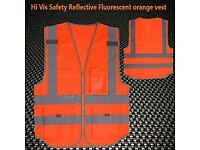 brand new in packaging xxl size in orange fluorescent colour