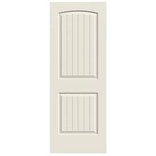 2 pannel santa fe style door