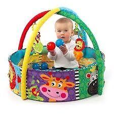 Playgro baby gym ball pool