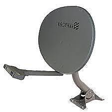 Weekly Promotion ! DIGIWAVE 24 INCH ELLIPTICAL SATELLITE DISH $59.99(was$99.99)
