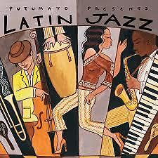 "CD ""Latin Jazz"" de Putumayo"