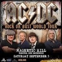 Looking for 2 tickets acdc 175$ for 2