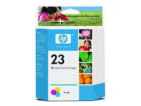 9 x Genuine HP Inkjet Cartridges - £5 only!