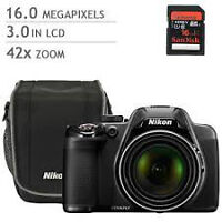 Nikon Coolpix P530 Digital Camera Like New In Box   10 out of 10