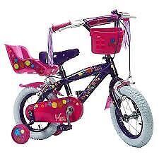 "Girls ""Mia"" 12 inch bike"