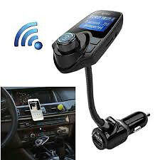 T10 LCD Bluetooth Car Kit MP3 car FM Transmitter Charger Handsfree