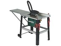 Metabo thhs315 12 inch table saw