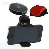 SUPPORT D`AUTO(PHONE HOLDER)EXTENSIBLE IPHONE ,SAMSUNG,LG,& GPS