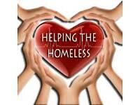 Jobs helping homeless