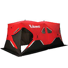Wanted- 6 man ice fishing tent