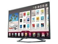 """49"""" lg 4k smart tv selling it for £290 price is negotiable and guaranteed."""