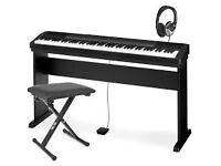 CASIO PIANO - 120BK NEARLY NEW