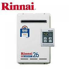 Brand new Rinnai 26 Infinity hot water system Bundoora Banyule Area Preview