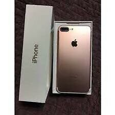 iPhone 7 Plus 256GB in Gold with Box Network Unlocked