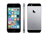 Apple iPhone SE, Space Gray 32GB -Use with any Sim - Buy In Confidence From An Apple Retailer!